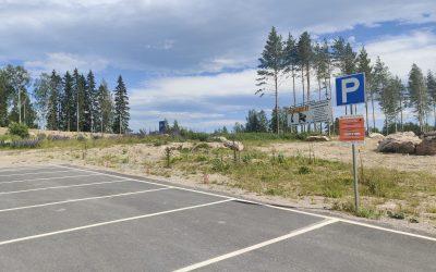 HalpaHalli matkaparkki Äänekoski