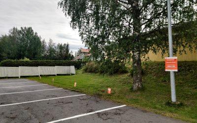 HalpaHalli matkaparkki Jalasjärvi