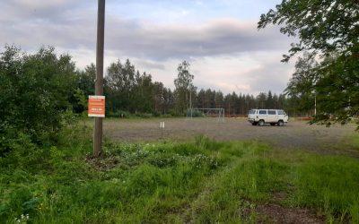 Juopulin kyläyhdistys – Matkaparkki Oulu