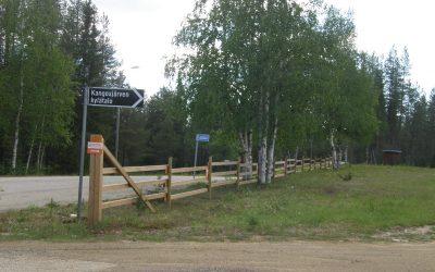 Kangosjärven kajastus – Matkaparkki Kangosjärvi