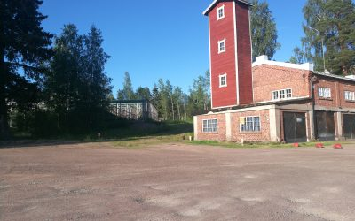 Stockfors Village – Matkaparkki Pyhtää