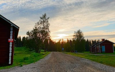 Suomela Camping – Matkaparkki Kärsämäki